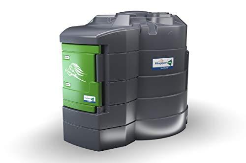 Dieseltank FuelMaster® 5.000 Liter mit 230 V Pumpe, Automatische Zapfpistole PIUSI A60, mechanisches Zählwerk