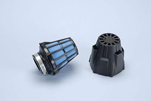 Luftfilter Polini Kunststoff mit Kappe / 37mm gerade