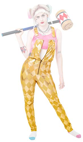 The Cosplay Company Harley Gold Dungarees