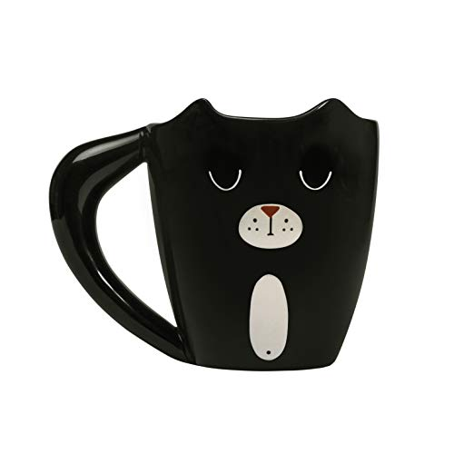 Thumbs up - Tasse Black To Ginger Cat Mug - mit Farbwechsel
