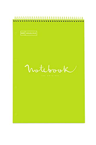 Miquelrius 46088 Cuaderno A4 Emotions Reporter Lima espiral superior