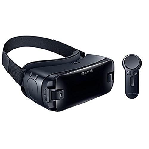 Samsung Gear VR Casco di Realtà Virtuale, Nero [Versione Francese]