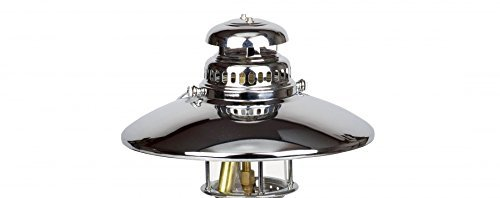 Petromax Reflektorschirme/Top-Reflektoren für Starklichtlampen (Chrom, HK350/HK500)