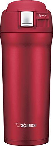 Zojirushi Travel Mug, 16 oz, Cherry Red