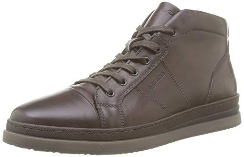 IGI&CO Uomo-41302, Sneaker a Collo Alto Uomo, Marrone (T.Moro 4130233), 43 EU