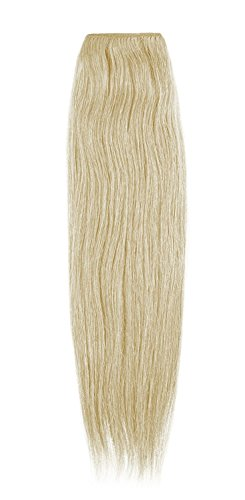 American Dream Remy 100% cheveux humains 35,6 cm soyeuse droite Trame Couleur 24 – Blond Soleil