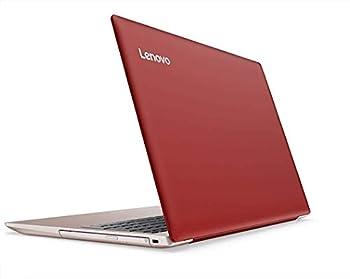 Lenovo Ideapad 330 15.6  Anti Glared HD Premium Business Laptop  AMD A9-9425 up to 3.7 GHz 8GB DDR4 Memory 256GB SSD AMD Radeon R5 Graphic DVD-RW HDMI Windows 10 Home  - Red  Renewed