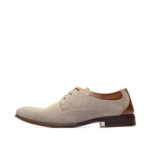 Redskins Herren Schuhe Numero Braun, Beige - beige - Größe: 44 EU