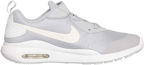 Nike Jungen Air Max Oketo (PSV) Leichtathletikschuhe, Grau (Wolf Grey/White 000), 31 EU