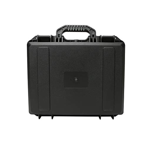 DJFEI Hard Tragetasche für DJI Mavic Air 2 Drone, Waterproof Hard Case Handtasche Passend für DJI Mavic Air 2 Drohnen Batterien, Ladegerät Netzteil und Fernbedienung