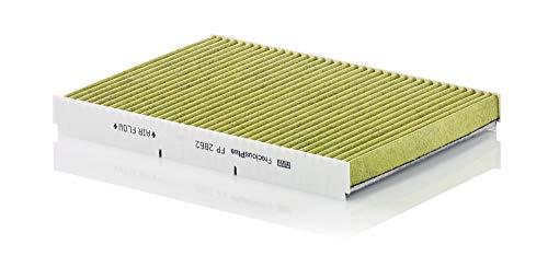 Original MANN-FILTER Innenraumluftfilter FP 2862 – FreciousPlus Biofunktionaler Pollenfilter – Für PKW