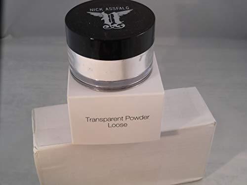 Nick Assfalg Transparent Powder lose 13g