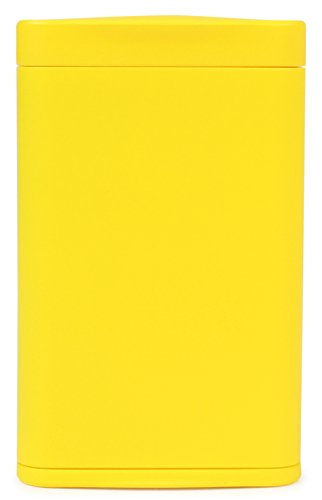 WINDMILL(ウインドミル) 携帯灰皿 ハニカムスリム スライド式 4本収納 イエロー 599-1001