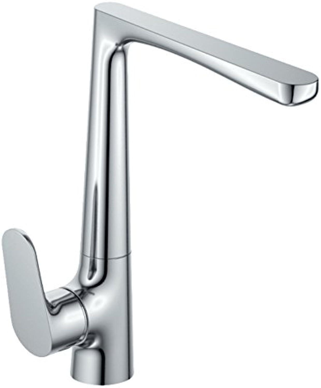 Waterful t3078171?t3078171?Kitchen Sink Tap Dan High Spout, bluee