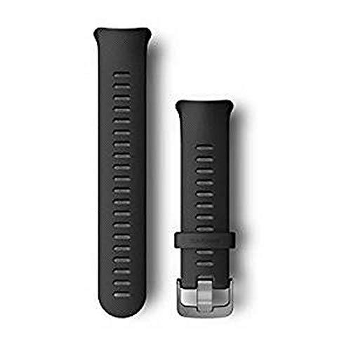 Garmin Pulsera de repuesto Forerunner 45, color negro