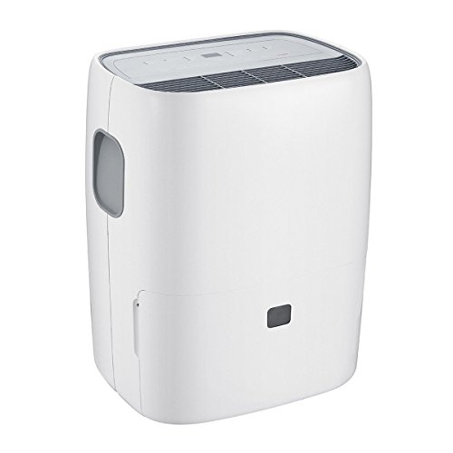 COSTWAY Dehumidifier Humidity Control with Casters Washable Air Filter, Compact and Portable...
