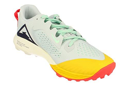Nike Air Zoom Terra Kiger 6, Men's Trail Running Shoe, Aura/Blackened Blue-Mint Foam, 7.5 UK (42 EU)