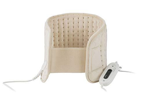 Sanitas SHK 42 Heizkissen Wärmekissen Bauchkissen Rückenkissen Heizkissen zur Anwendung an Bauch und Rücken
