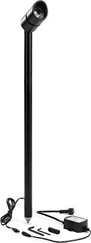 LED Spot Light- Charcoal Black, BKSPOT