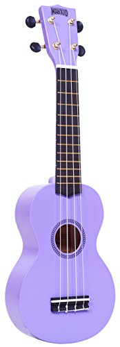 Mahalo MR1pp - Ukelele Soprano, color Morado
