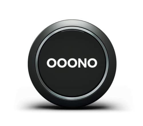 OOONO CO-Driver NO1: Warnt vor Blitzern & Gefahren im Straßenverkehr in Echtzeit, automatisch aktiv nach Verbindung zum Smartphone über Bluetooth, Daten von Blitzer.de