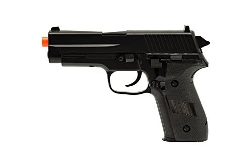 Best spring airsoft pistol - Firepower Interrogator Spring Powered Airsoft Pistol, 260 FPS, Black