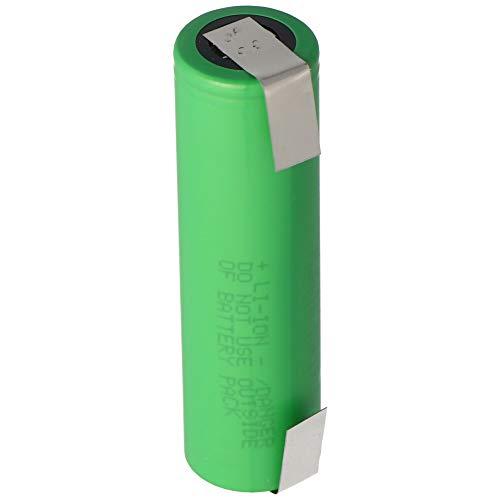 Nachbauakku passend für den Bosch Ciso Akku 3.6 bis 3,7 Volt Kapazität max. 2600mAh mit Lötfahnen zum Selbsteinbau
