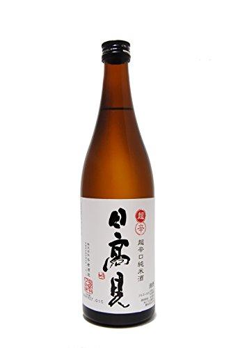 平孝酒造『日高見超辛口純米酒』