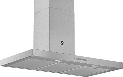 Balay 3BC097EX - Campana (720 m³/h, Canalizado/Recirculación, A, A, B, 65 dB)