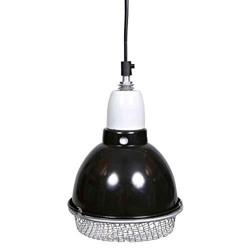 Trixie 76070 Reflektor-Klemmleuchte mit Schutzgitter, 14 x 17 cm - 3