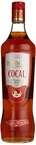 Destilerías San Bartolomé Ron Miel Cocal Honey Rum-Likör (1 x 1 l)