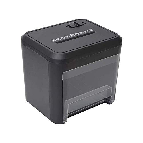 Why Choose Shredder,4-Sheet Micro-Cut Shredder Machine for Office and Home Use with P-4 High-Securit...