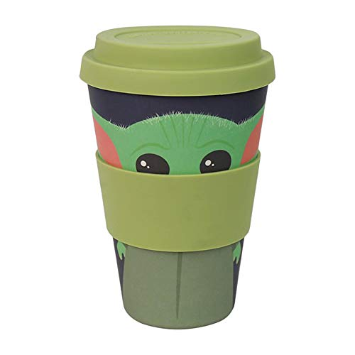 Star Wars The Mandalorian Reisebecher Bamboo Baby Yoda