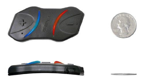 SMH10R extra flaches Bluetooth-Kommunikationssystem für Motorräder - 4