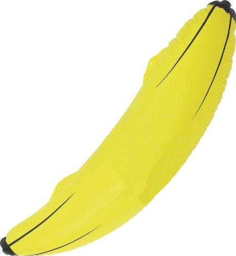 Vegaoo - Banana Gonfiabile - Taglia UnicaBanana Gonfiabile Taglia Unica