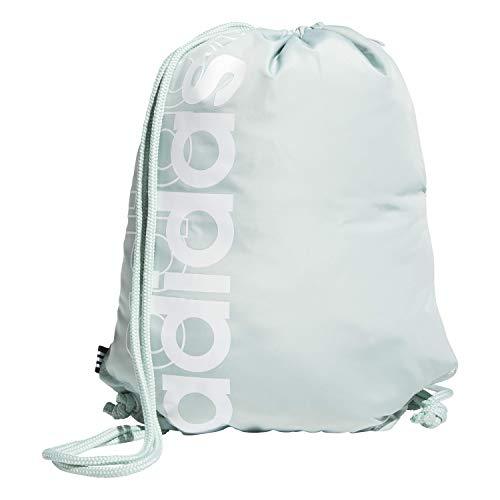 adidas Court Lite Sackpack, Green Tint/White