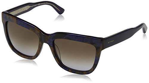 Etro ET603S 515 55 Gafas de sol, Marble Violet, Mujer