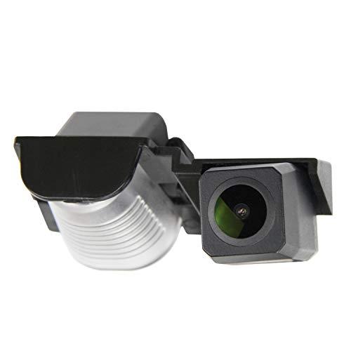 Verbesserte Rückfahrkamera 1280 x 720p Kamera integriert in Nummernschildbeleuchtung Nummernschildbeleuchtung Rückfahrkamera für Jeep Wrangler JKU Jeep JK YJ TJ JK J8 Rubicon Sahara Unlimited Sahara