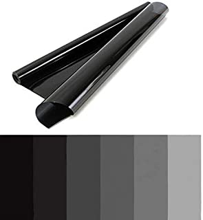 housesweet Car Tint Film 5% Window Tint Film Roll Sonnenschutz für UV Schutz (Blockout bis zu 99%)