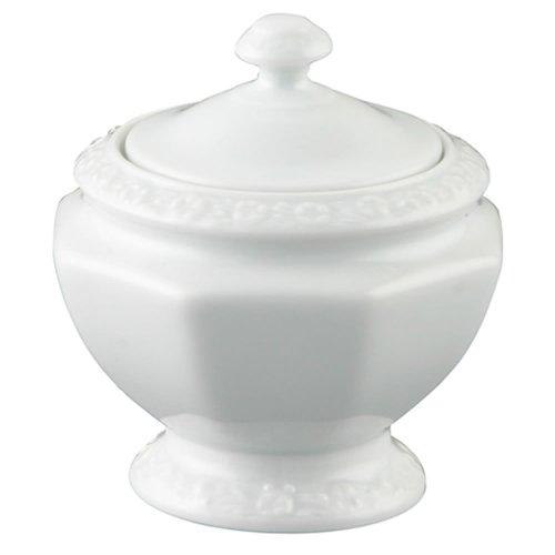 Rosenthal 10430-800001-14320 Maria cukiernica dla 2 osób 0,12 l, biała