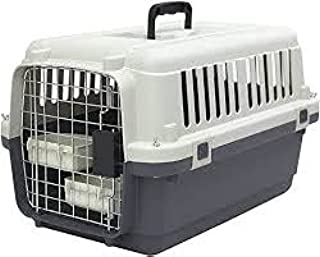 HANU Plastic Flight Cage for Dogs 18 Inch 025