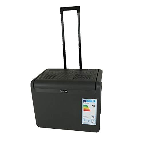 Ice Black Elektrische koelbox, trolley, 40 l, 12 V, 230 V