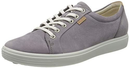 ECCO Damen Soft 7 W Diffuse Sneaker, Purple (Dusk), 40 EU