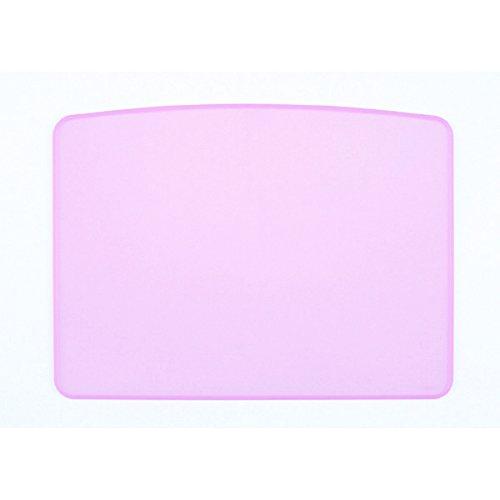 ノンスリップマット 食器敷きピンク