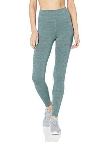 Nike W One TGHT Mailles Femme, Turquoise, Noir (Midnight Turq/Ocean Cube/Black), XL