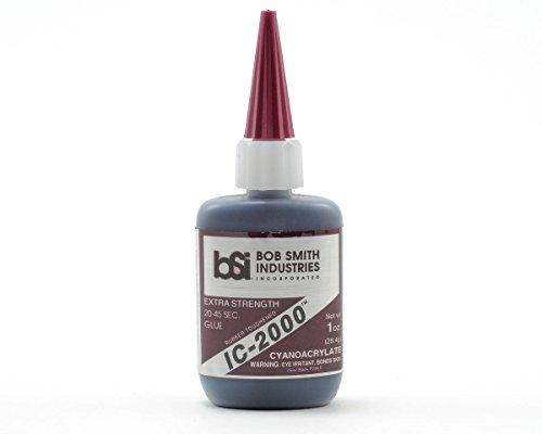 IC-2000 Rubber-Toughened 1oz CA Adhesive Glue (1)