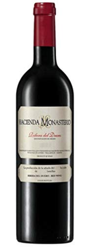 Hacienda Monasterio Vino Tinto Crianza - 750 ml