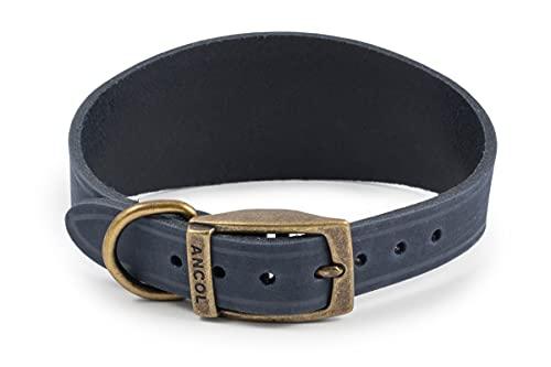 Ancol Timberwolf Halsband für Windhunde, 34-43 cm, Blau