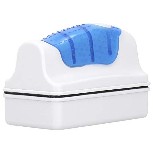 Mxzzand Cepillo para pecera Fuerte Cepillo magnético para Acuario Limpiador de Algas Cocina casera para Limpiar Todo Tipo de peceras.