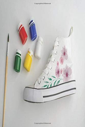 DIY Crafts and Projects Logbook 6x9 Painted Canvas Shoes: DIY Projects Logbook 6x9 perfect professional house project manager planner management pages | Organise 60 Handmade D.I.Y Projects